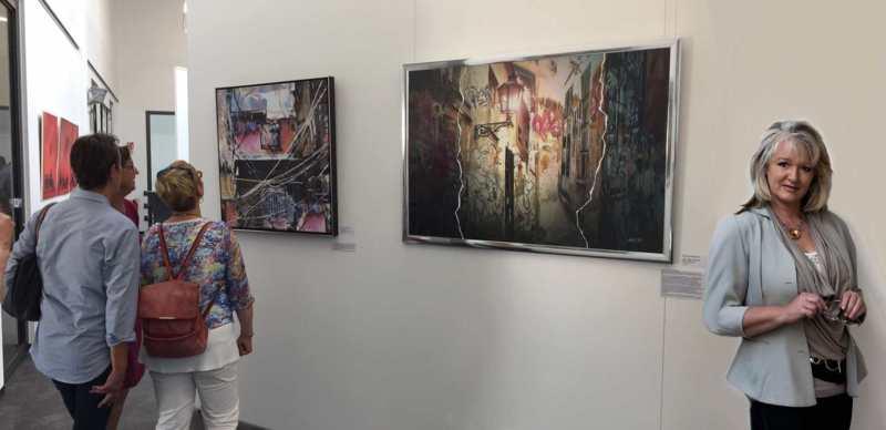 Karin Bison-Unger_Galerie ART99_zeitgenössische Kunst Worpswede