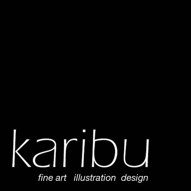 Karibudesign, Karin Bison-Unger, Fine Art, Moderne Kunst, Design, Illustration, Galerie, Vernissage, Kunstausstellung, Collage, Worpswede,